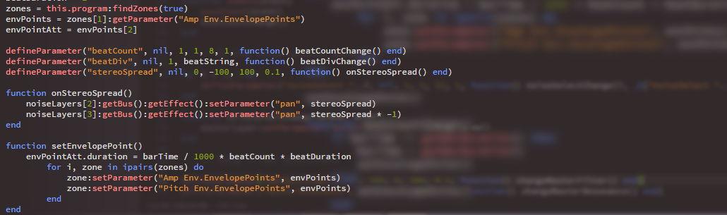 Halion Scripting Lua Resources